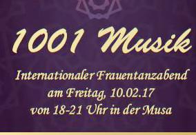 1001 Musik